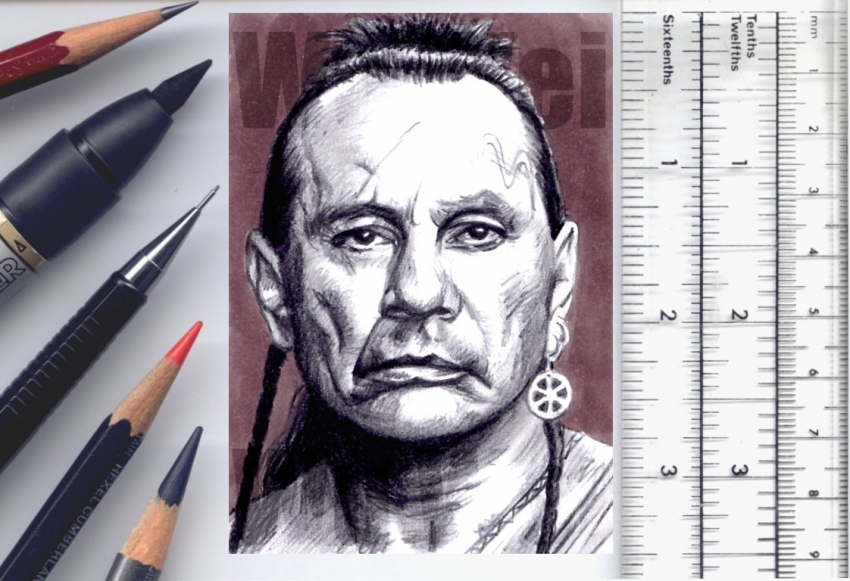 Russell Means by wu-wei